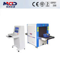 Airport Security X Ray Inspection System/High Quality Cargo Luggage Parcel Scanner Machine