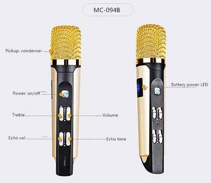 Wholesale wired microphone: Microphone by Wired