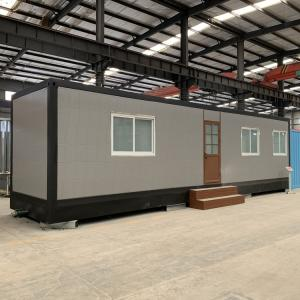 Wholesale Real Estate: Prefab 40ft Shipping Container House