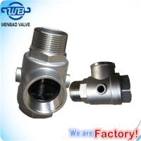 Spring Loaded 2PC Lift Check Valve 1000WOG 6