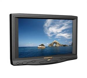 Wholesale dvi monitor: Lilliput 7 619AT 1080P Sales Promotion Camera Touch Screen Monitor VGA/AV/HDMI/DVI Input