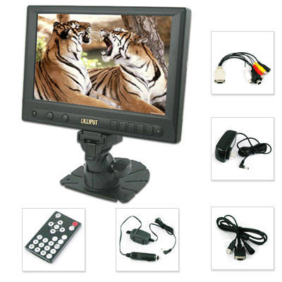 Sell  8 inch Wide Screen  Touchscreen Monitor 889GL-80NP/C/T