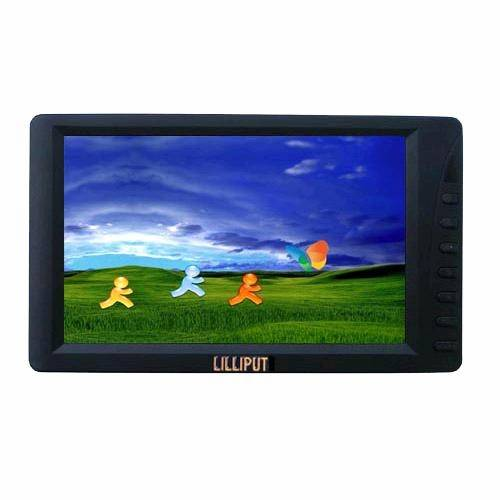 Sell 7-inch VGA PC LCD Monitor with touchscreen EBY701