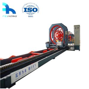 Wholesale steel bar: Reinforcing Steel Bar Cage Welding Machine FH-1500