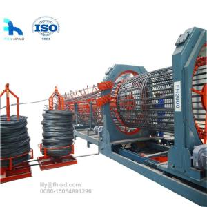 Wholesale screen for processed agent: Reinforcing Rebar Cage Welding Robot with CE