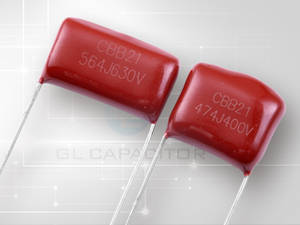 Wholesale Capacitors: Metallized Polypropylene Film Capacitors