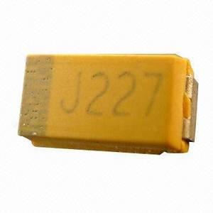 Wholesale chip: Chip Tantalum Capacitor