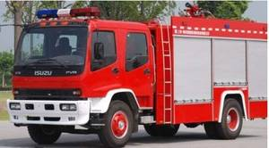 Wholesale fire truck: Roll Up Door (Fire Truck Parts)