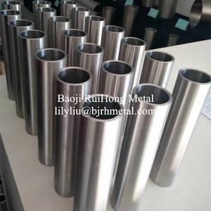Wholesale pipe: ASTM B337/338 Titanium Pipe&Tube