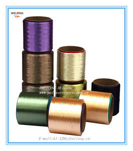 Wholesale 150d 144f: Color Fdy Stock Yarn