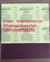 Sia 1913 Latex Backing Aluminum Oxide Waterproof Coated Abrasive Paper