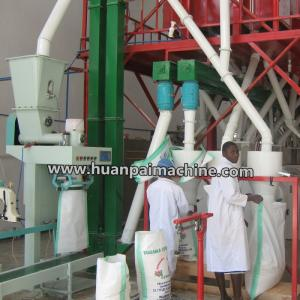 Wholesale corn flour: Maize Corn Flour Processing Machine Line