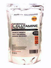 Wholesale l: 2.2lb (1000g) 100% L-GLUTAMINE POWDER FREE FORM KOSHER PHARMACEUTICAL GRADE