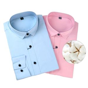Wholesale dresses: Men Long Sleeve Dress Work Shirts