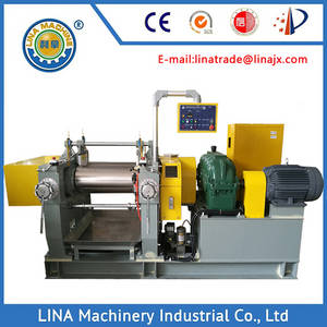 Wholesale Rubber Processing Machinery: Rubber Part Making Machine Open Mill/Open Mixing Mill for Research and Mass Production