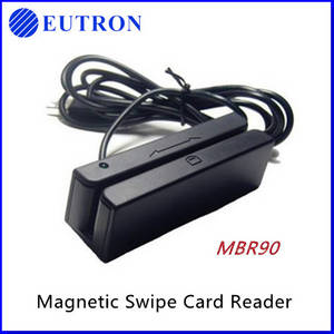 Wholesale magnetic card: Customized 3 Tracks Mini Magnetic Card Reader Writer