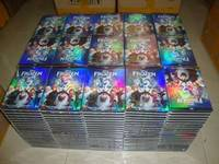 Sell new release cartoon disney Frozen dvds movie