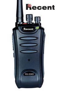 Wholesale 2 way radio: RS-208D 2W Digital Handheld Radio Two-way Radio