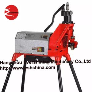 Wholesale pipe machine: Electric Hydraulic Pipe Grooving Machine