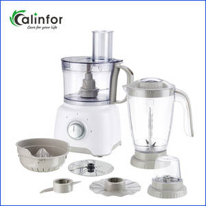 Wholesale food processor: Foshan Calinfor Factory 350W Multi-functional Electric Food Processor