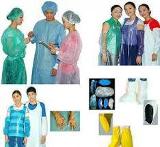Aprons: Sell Disposable Apron on Roll