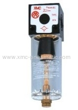 Sell Pneumatic air filter XF4 1/4 Inch