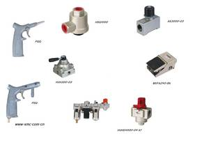 Wholesale pneumatic air valve: Pneumatic Components FRL Air Treatment Unit and Machinery Valves