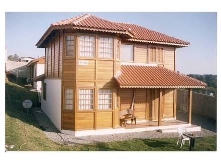 Sell Pre fabricated wooden house