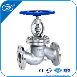Wholesale Valves: Face To Face Dimensions of Flanged Acc To DIN JIS ASME Stainless Steel Globe Valve