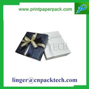 Wholesale gift box: Customized Food Grade Chocolate Gift Box Wrapping with Window