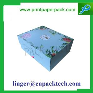 Wholesale packing box: Custom Logo Printed Rectangle Tea Packing Box Gift Box Paper Box
