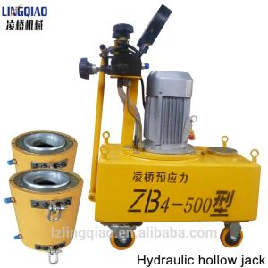 Wholesale Other Construction Machinery: Lingqiao ZB4-500 High Pressure Electric Hydraulic Oil Pump for Prestressed Jack