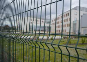 Wholesale 3d welded mesh fence: Welded Wire Mesh Fence