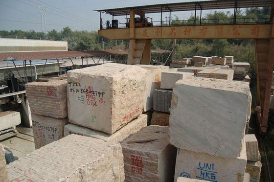 Natural Granite Stone Quarry Supplier in China