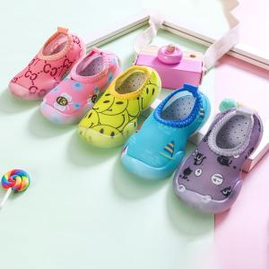 Wholesale kids swim shoe: Water Shoes Kids Outdoor Toddler Beach Swim Shoes