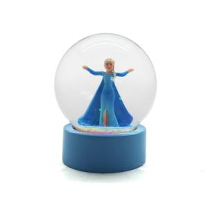 Wholesale globe: Cheap Kids Angel Snow Globe