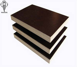 Wholesale construction plywood: Good Quality Film Faced Plywood for Construction Material