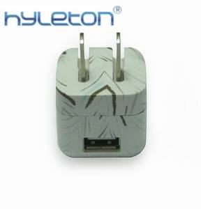 Wholesale 5v usb charger: 5v/1a/5w Single USB Charger  for Iphone 5/6/7/Travel Charger with Foldable Plug, Etl Approved