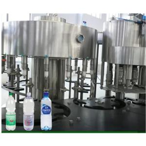 Wholesale hygienic ball valve: 3-IN-1 Monoblock Pure Water Filling Machine