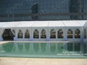 Wholesale aluminium sandwich panel: Thailand Promotion 10x20 Big Canopy Marquee Tents for Events with Curtain