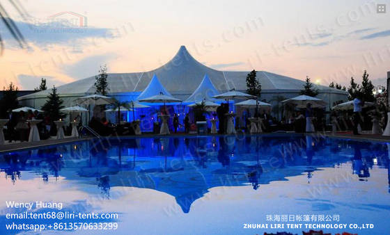 Sell Liri Tent 20x40m aluminum frame mix tent in Romania