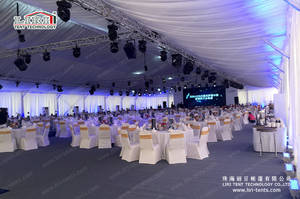 Wholesale outdoor tents for parties: Large Catering Marquee Tent Outdoor Party Tent for Event