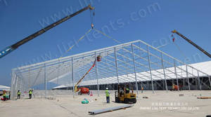 Wholesale Other Service Equipment: Huge Outdoor Warehouse Storage Tents in Africa