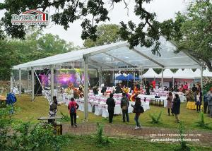 Wholesale golf coating: 10m Clear Span Movable Party Tent for Competition / Concept / Speech