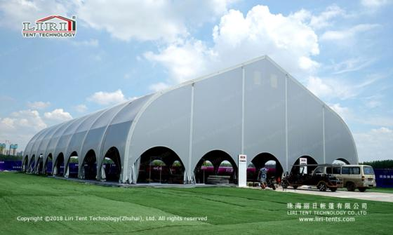 Sell Big Permanent TFS Marquee Tent for Wedding Party and Event