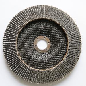 Wholesale flap disc: 180*22 Fiberglass Flap Disc Aluminum Abrasive