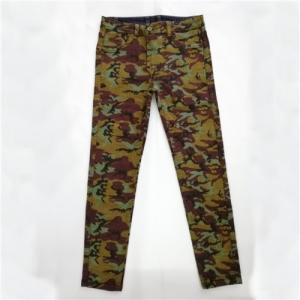 Wholesale jeans: Ladies' Double-sided Printing  Jeans