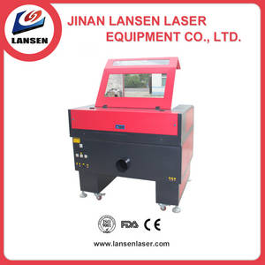 Wholesale 6090 laser cutting machine: 6090 CO2 Laser Cutting Machine Laser Engraving Machine Price