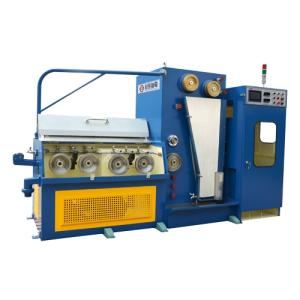 Wholesale Wires, Cables & Cable Assemblies: 22DTA Fine Copper Wire Drawing Machine with Annealer