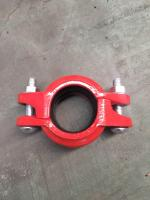 Ductile Iron Pipe Fittings Pipe Coupling Rigid Coupling Angle Coupling Flexible Coupling